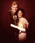 Irwin - This is us. Joe & Laura