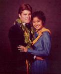 Kanoe - Shannon and Darlene Sr. prom '81'