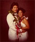 Steven, Senior Prom 1981 / Mike -n- Gina